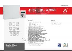 Active 306 Burglar Alarm Systems