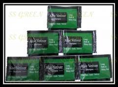 Aloe Vettiver Shampoo 5ml*34 Pieces/Box
