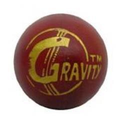 Gravity Cricket Ball