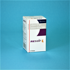 Ledipasvir and Sofosbuvir Tablets (Resof-l)