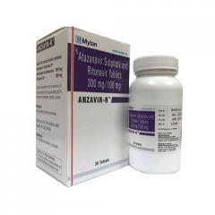 Atazanavir Sulphate and Ritonavir Tablets