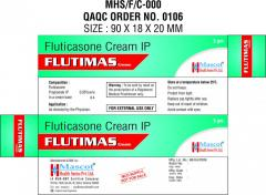 Flutimas 5gm Cream