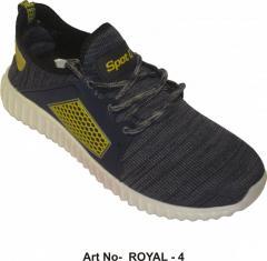 Zapatos deportivos marrones