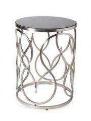 Side stool round