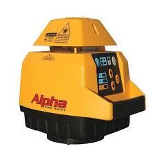 Alpha Laser Transmitter