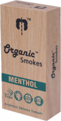 Wooden Pack Menthol Flavour
