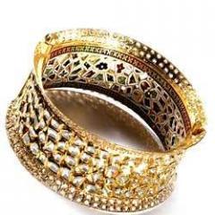 Kundan Bracelets & Baajuband