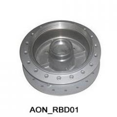 Rear brake drum (motorcycle) AON.RBD-01, HERO