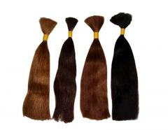 Double Drawn Remy human hair