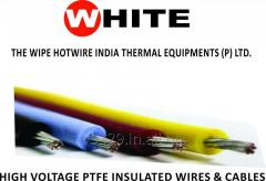 High Voltage PTFE Wires & Cables