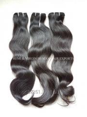 Raw Temple Human Hair