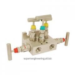 Five Way Pipe To Pipe Manifolds