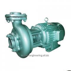 GMP-M Series Sewage Monoblock Pump