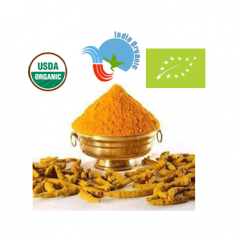 Certified Organic Spices