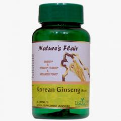 Korean Ginseng (Pure)