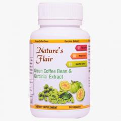 Green coffee bean & garcinia Extract