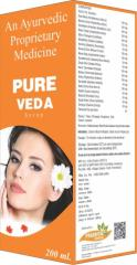 Pure veda syrup