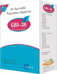 GBS - 30 capsules / Syrup