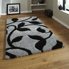 Jazz Blocks Yellow Rug