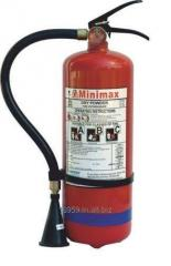 ABC TYPE FIRE EXTINGUISHER 6 KG. 15683 Stored Pressure