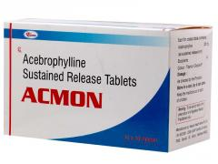 Acmon And Acmon-DM Tablets