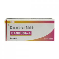Candesartan 4 mg / 8mg Tablets