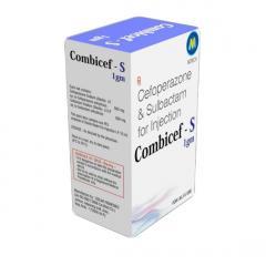 Combicef- S inj