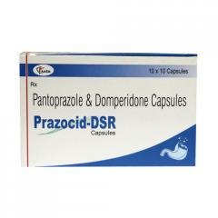 Prazocid- DSR Capsules