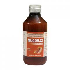 Mucoraz Syrups