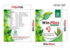 Win piles capsules