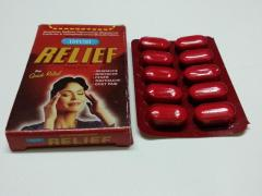 Head Pain Relief Tablets