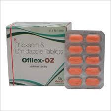 Ofilex OZ Tablets