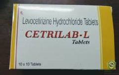 Cetrilab L Tablets