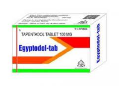 Egyptodol 100 mg tab