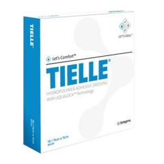 TIELLE™ Hydropolymer Adhesive Dressing with...