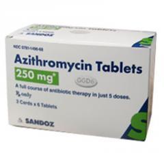 Azigal - 250 /500 Tab /Drop