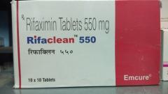 Rifaclean 400 & 550  tablet