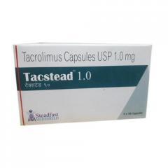 Tacstead (Tacrolimus)1mg Capsules