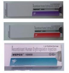 WEPOX  INJECTIONS (2000-30000)