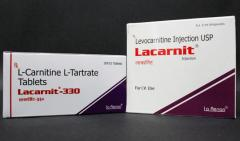 Lacarnit Tablet / Injection