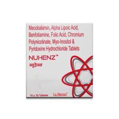 Nuhenz Tablet