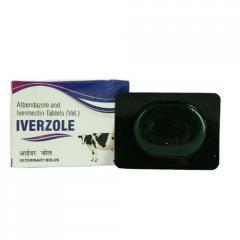 Iverzole Veterinary Tablet