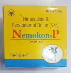 Nimigem-P (Nimesulide Paracetamol) Bolus