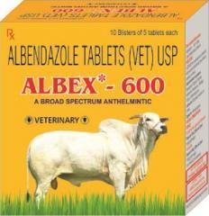 Albex -600 (Albendazole) Tablets