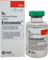 Estrumate injection