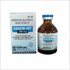 Kancin Vet 250 mg injection