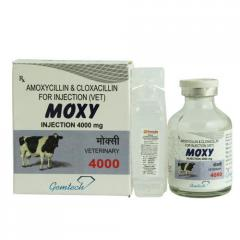 Moxy Injection