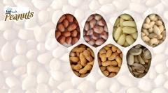 Арахис (Peanut),земляной орех,бланшированный арахис