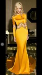 Fish Cut tale Gown