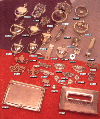 Assorted Brassware Fittings